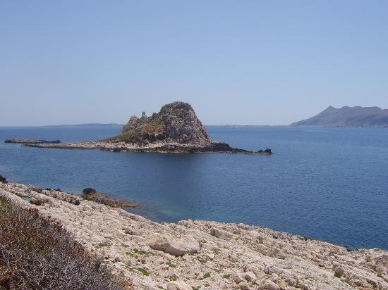 Îles Égades : Faraglioni