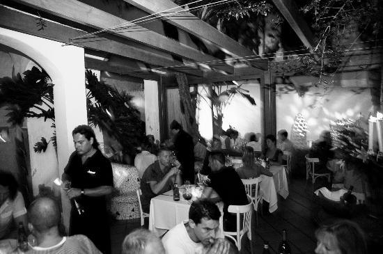 Alfresco: restaurante
