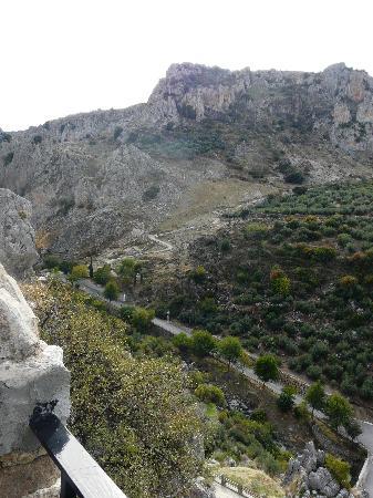 Zuheros: Mirador view