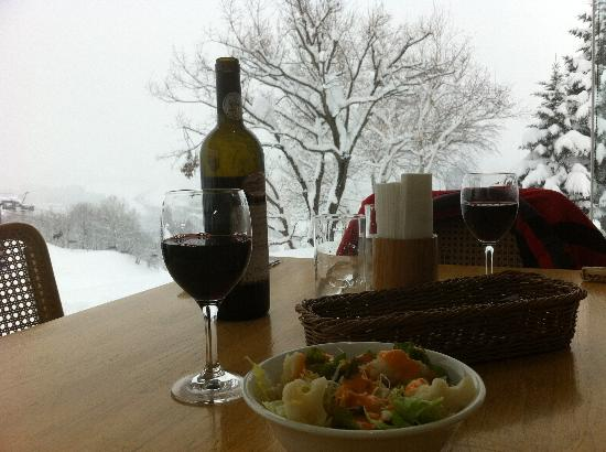 Hotel Sierra Resort Yuzawa: lunch