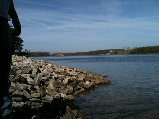 Jasper, AL: smith lake damn