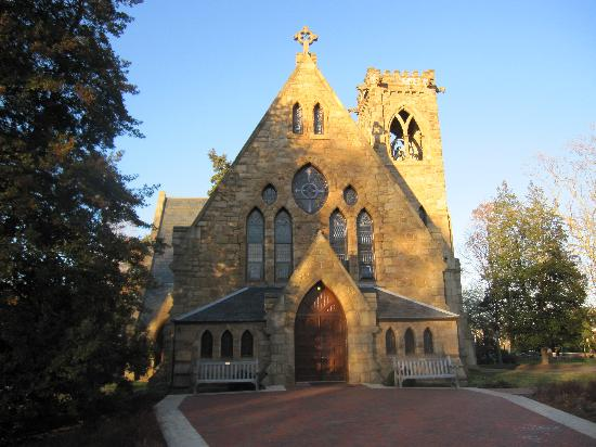 Cavalier Inn at the University of Virginia: The Chapel