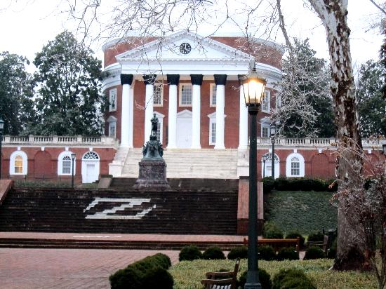 Cavalier Inn at the University of Virginia: The Rotunda