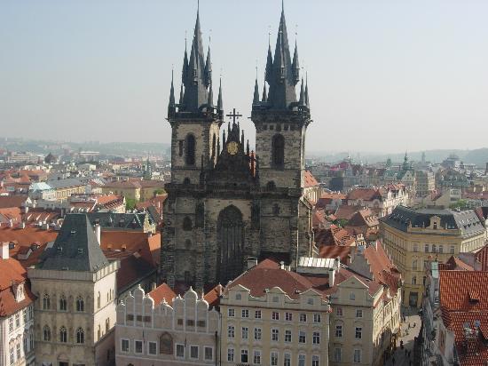 Ibis Praha Old Town : NUESTRA SEÑORA DE TIN