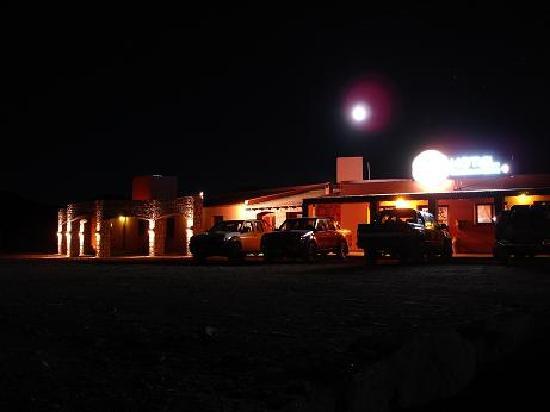 Susques, Argentina: el lugar  por la noche