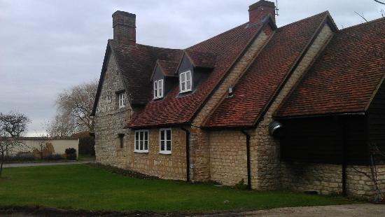 Dinton Hermit: Another Front View