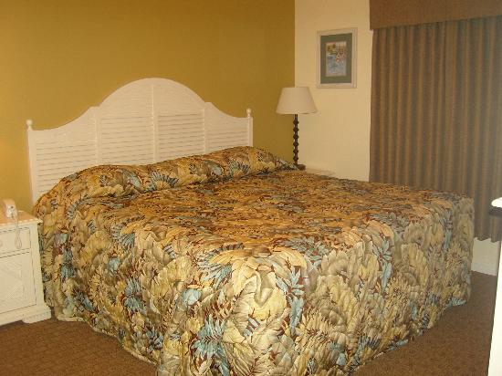 WorldMark Orlando - Kingstown Reef: bed room