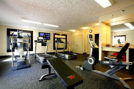 Hampton Inn Tucson-Airport: Fitness Center