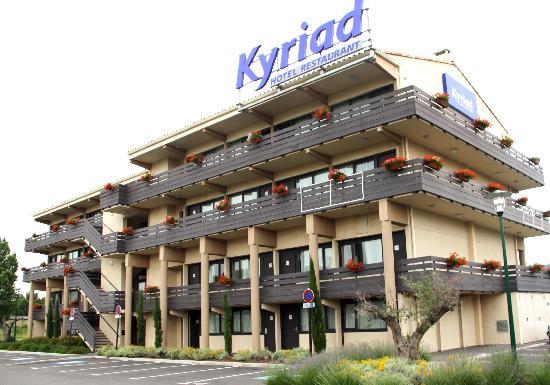Kyriad Carcassonne Ouest - La Cite
