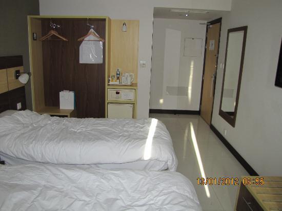 Citymax Sharjah: room