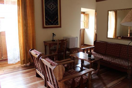 Midori Hotel, the suite