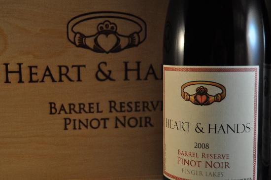 Heart & Hands Wine Company: With the proper attention and care, Pinot Noir can create a lasting memory for any wine lover.