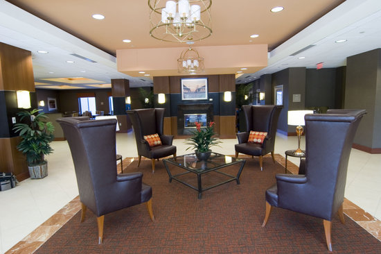 Homewood Suites by Hilton Baltimore-Arundel Mills: Our beautiful lobby area!