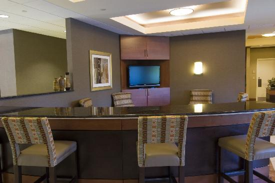 Homewood Suites by Hilton Baltimore-Arundel Mills: Here we serve our Welcome Home dinner