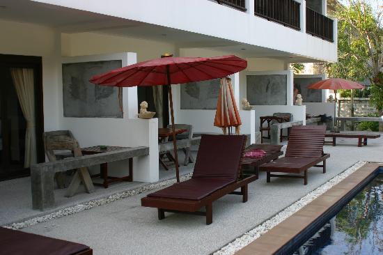 Florist Resort: surroundings of deluxe rooms
