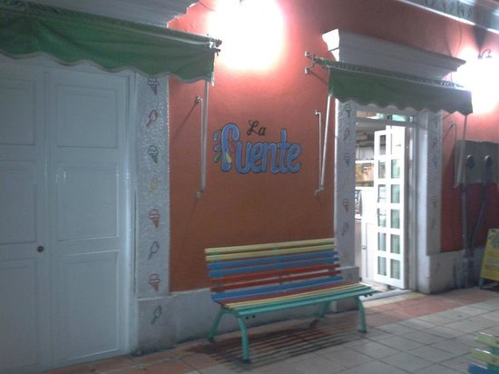 La Fuente: doesn't look like much...but it is!