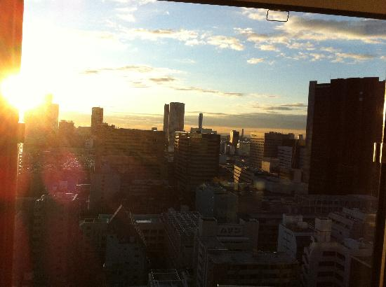 Mitsui Garden Hotel Ginza Premier: from Guest Room View
