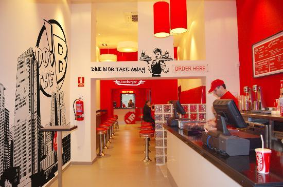 Urban Diner: Restaurante