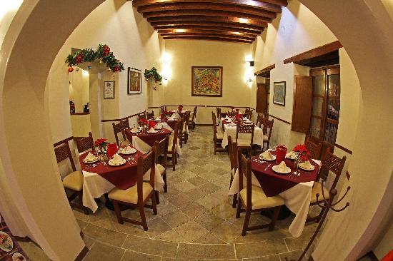 Hotel Casa Conzatti: Indoor Restaurant