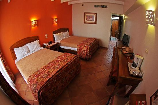 Hotel Casa Conzatti: Room