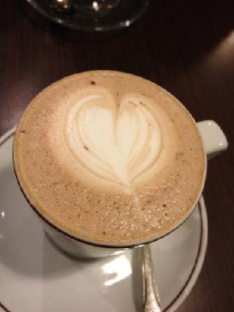 The Bostanci Hotel: coffee