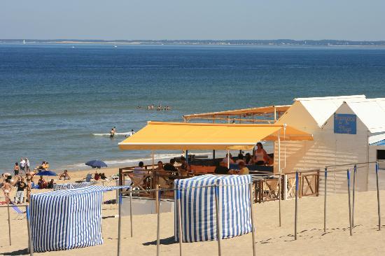 Soulac-sur-Mer, Frankreich: Brasserie de la Plage