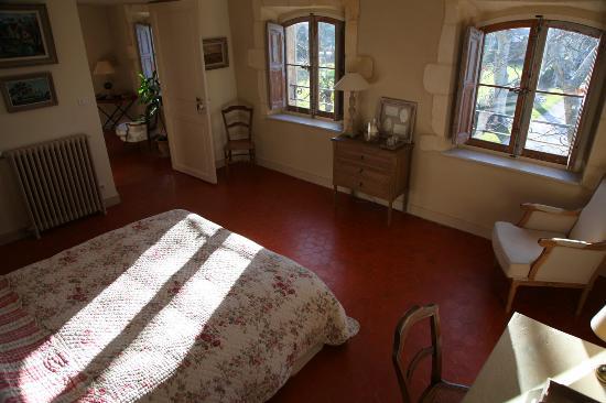 La Laure: Une chambre