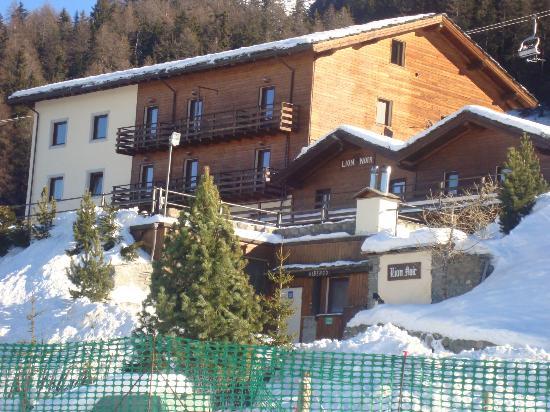 Hotel Lion Noir : HOTEL
