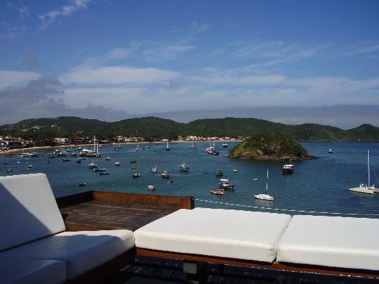Casas Brancas Boutique Hotel & Spa: vista desde el hotel