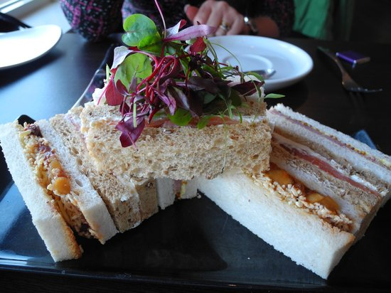 Croes Howell: Sandwiches
