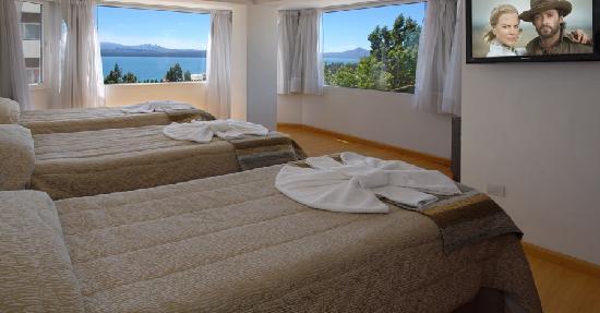 Hotel Monte Cervino: Habitacion