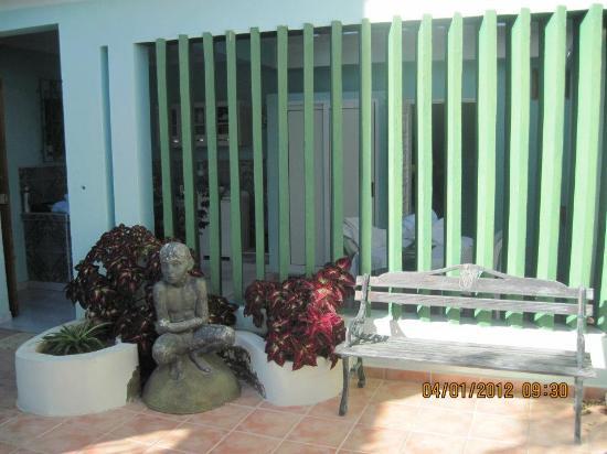 Hostal La Verde : nice