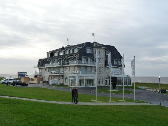 Upstalsboom Hotel Deichgraf: Außenansicht