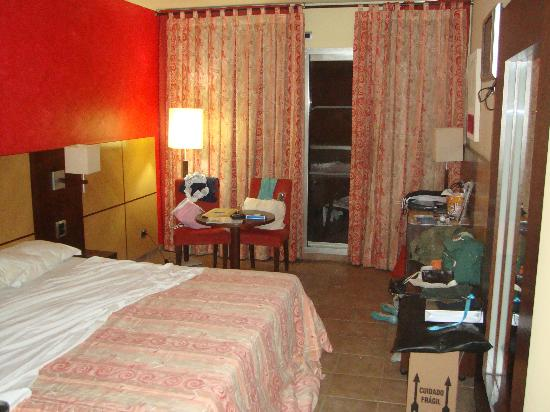 SERHS Natal Grand Hotel: Quarto