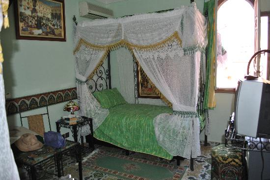 Moroccan House Hotel: bedroom
