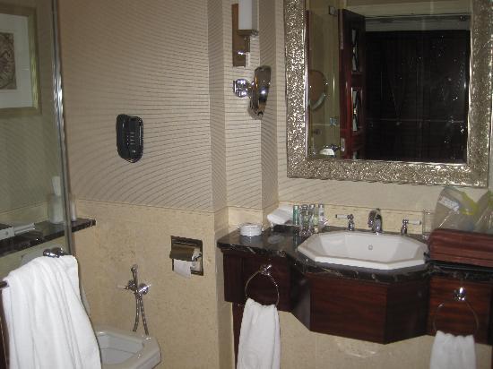 InterContinental Kiev: Bathroom room 309