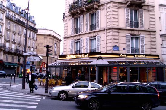 Hotel Rue Monge Paris