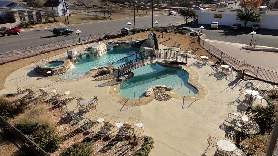 Hampton Inn & Suites Fredericksburg: Hampton Inn pool