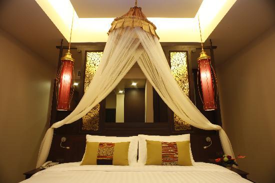 Siripanna Villa Resort & Spa: Grand Deluxe Lanna