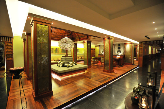 The Privilege Floor @Borei Angkor: Lobby Lounge