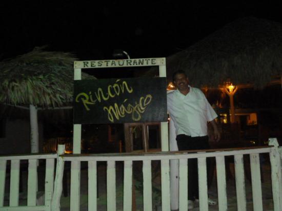 El Rincon Magico: El Chef ,excelente!!!