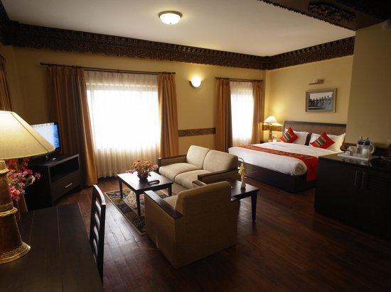 西藏國際酒店照片