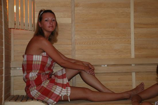 White Inn Hotel: sauna