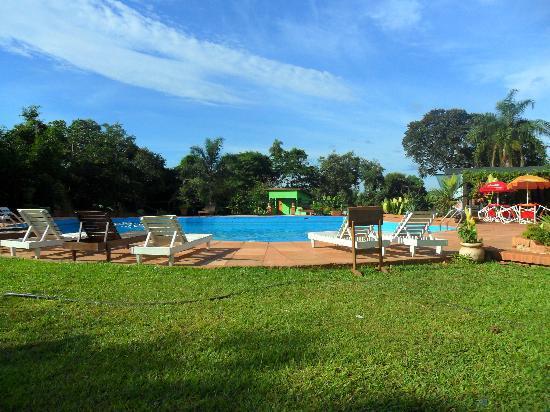 Hotel Carmen: Vista de la piscina
