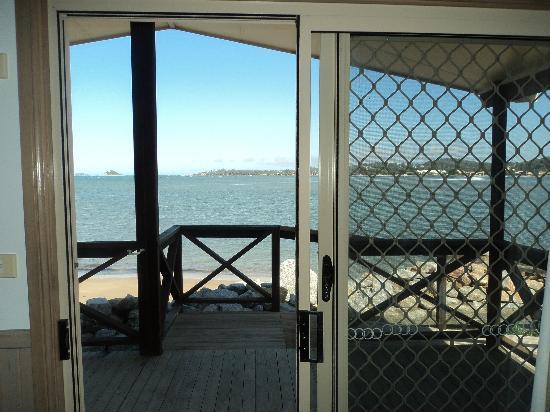 BIG4 Batemans Bay at Easts Riverside Holiday Park: View from - Ocean Cabin