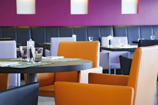 """Novotel Luxembourg Kirchberg: Restaurant """"Roast Square3"""