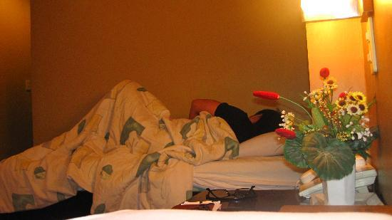 Hotel Camila Dipolog: bedroom