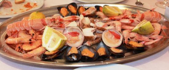 Marisqueria el Kaoba: First dish