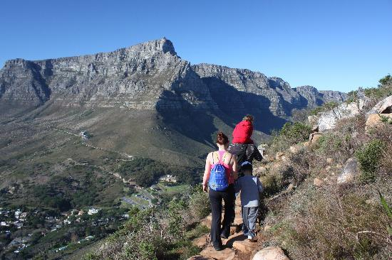 The Cape Town Tour Guide Co.: The majestic Cape Mountains