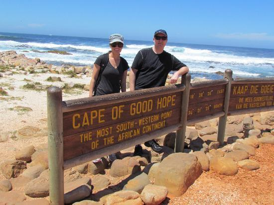 The Cape Town Tour Guide Co. : The South Western Tip of Africa, The Cape of Good Hope